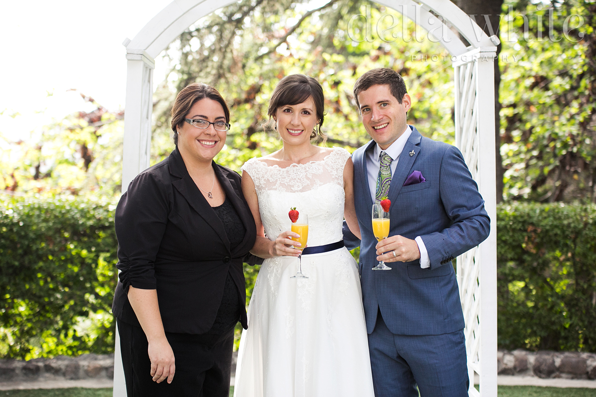 Pomona wedding officiant | Let's Get Married by Marie