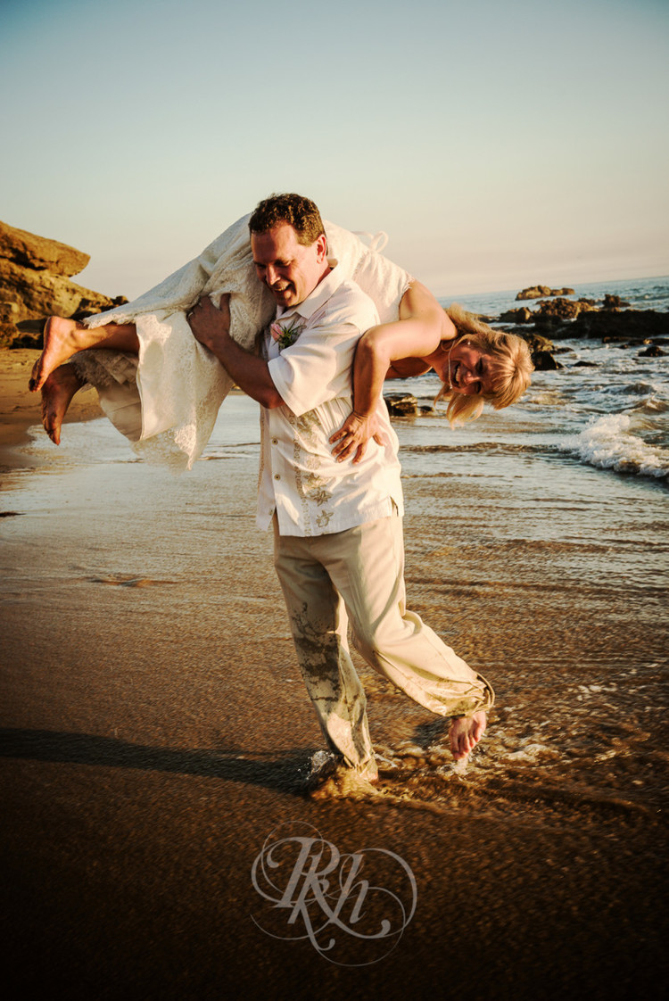 Have fun and elope in Laguna Beach with Let's Get Married by Marie