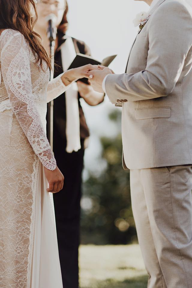 Malibu wedding officiant