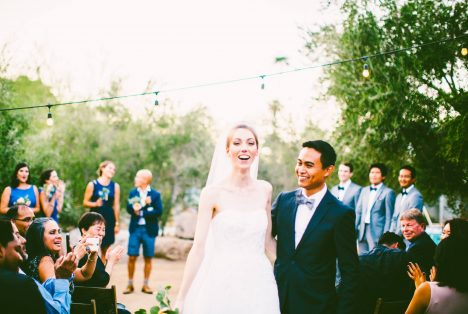 palm springs wedding officiant ace hotel wedding