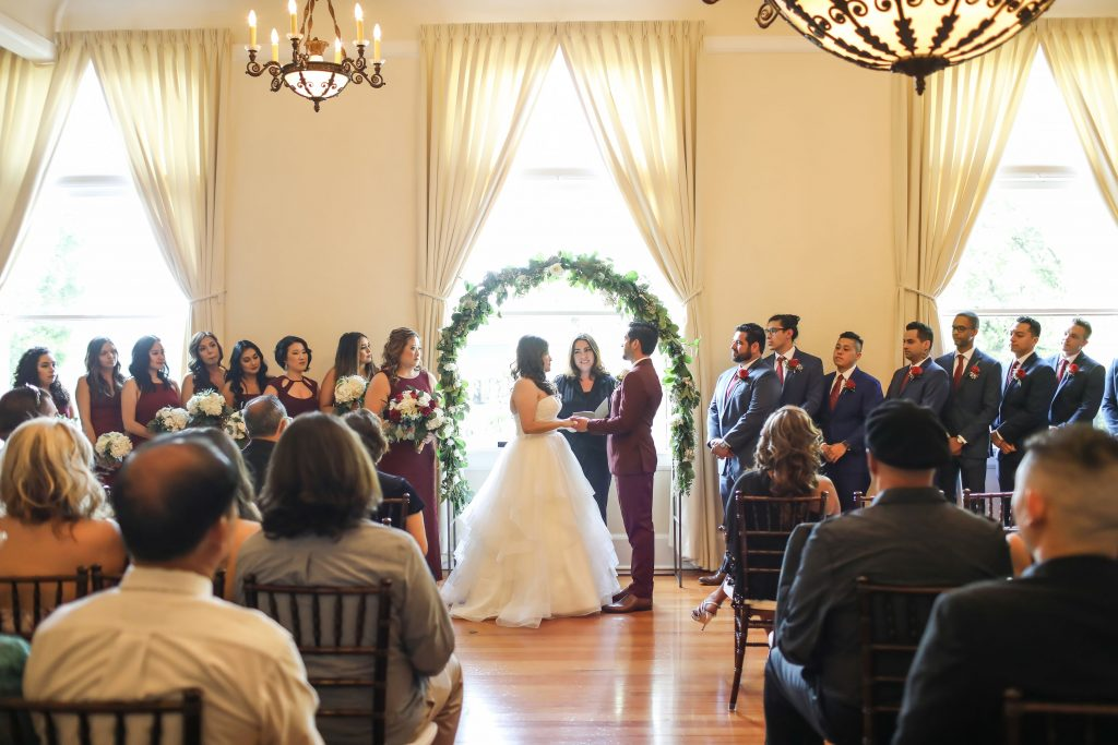 redlands wedding officiant speakeasy on state